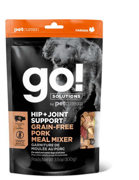 HIP + JOINT SUPPORT Pork Meal Mixer